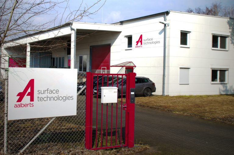 Aalberts Surface Technologies GmbH in Burg