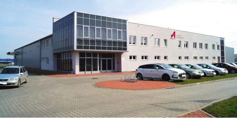 Aalberts Surface Technologies Sp. z o. o. - Dzierżoniów