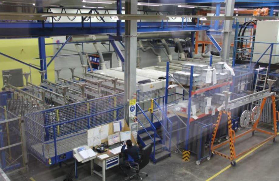 Aalberts surface technologies Helpfau Uttendorf 3 Anlage oben