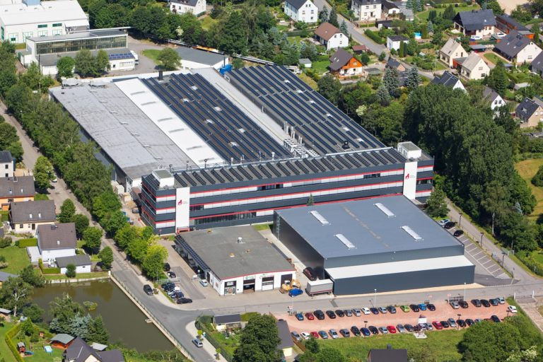 Aalberts surface technologies Zwönitz