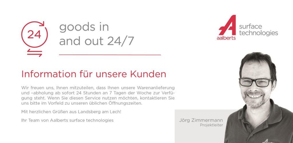 Landsberg 24/7 Service