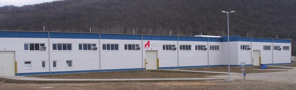Aalberts surface technologies Brzotin-Bak 1