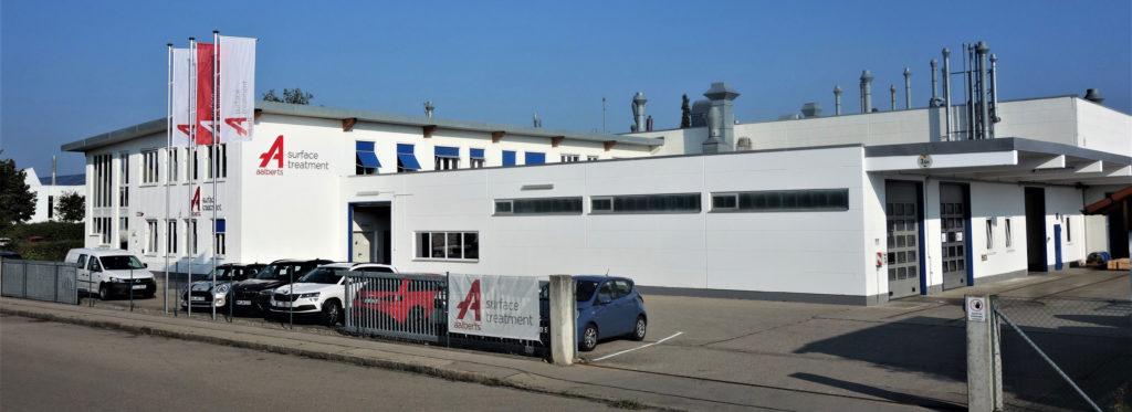 Aalberts surface technologies Landsberg