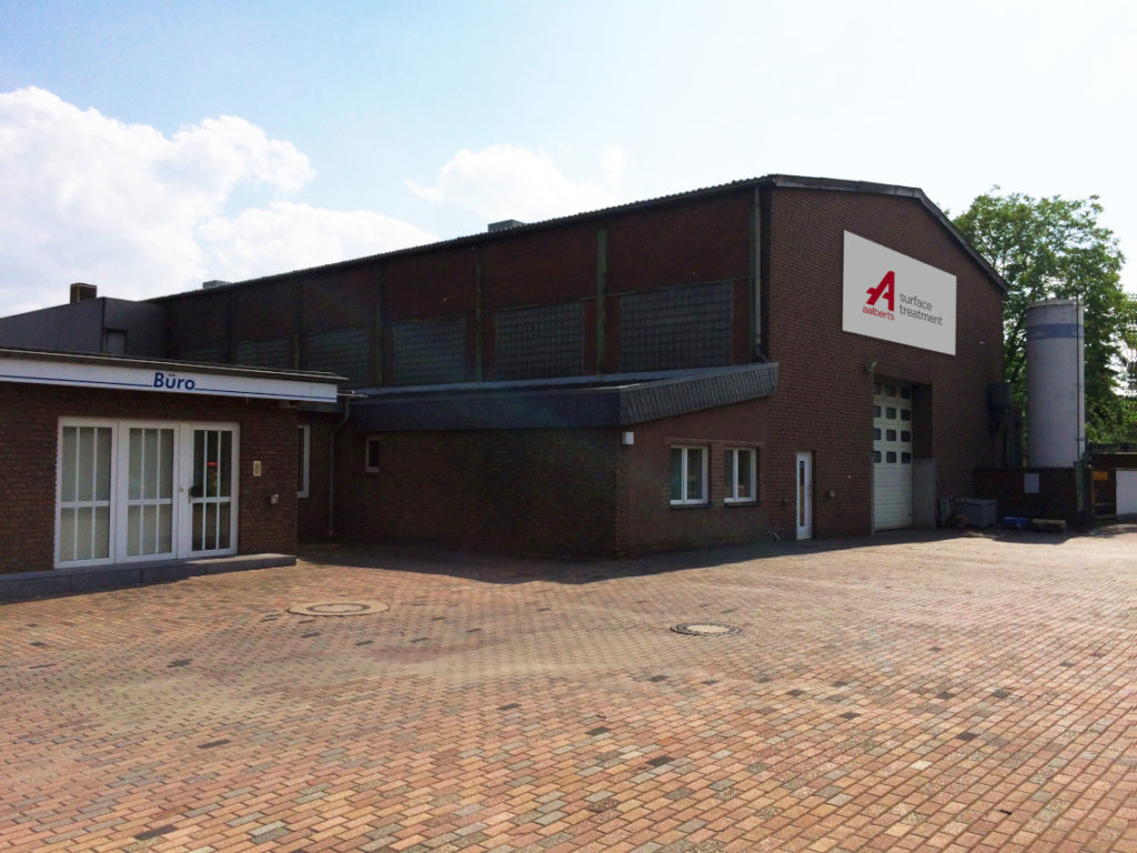Aalberts surface technologies Moers 1
