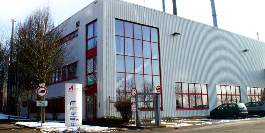 Aalberts surface technologies Solingen 1