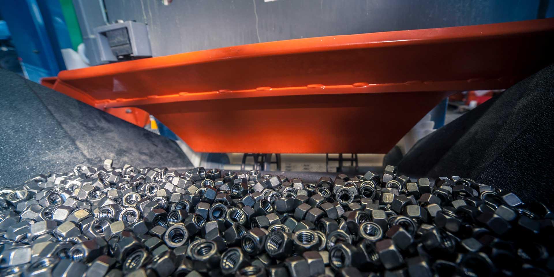 Aalberts surface technologies Weiterstadt 2 DNC Schraubenmuttern