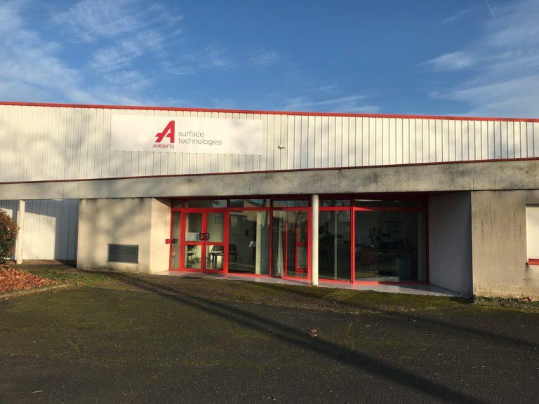 Aalberts surface technologies Ambroise